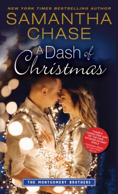 A Dash of Christmas (Montgomery Brothers #10) Cover Image