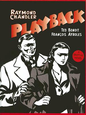 Playback: A Graphic Novel Cover Image