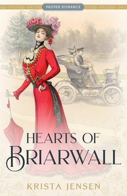 Cover for Hearts of Briarwall