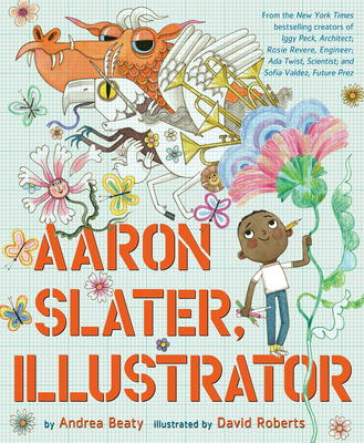 Aaron Slater, Illustrator (The Questioneers) Cover Image