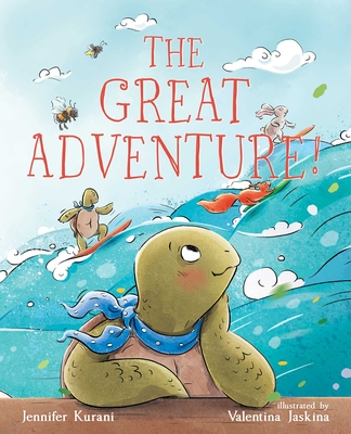 Cover for Great Adventure!