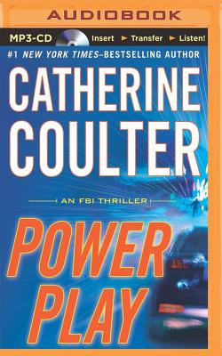 Power Play (FBI Thriller #18) Cover Image