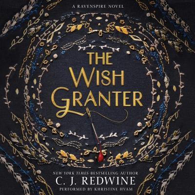 The Wish Granter (Ravenspire #2) Cover Image