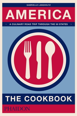 America: The Cookbook Cover Image