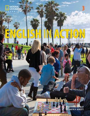 English in Action 3 Cover Image