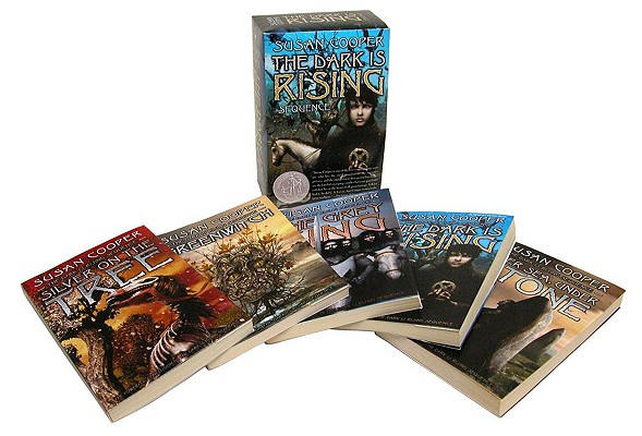 The Dark Is Rising (Boxed Set) Cover
