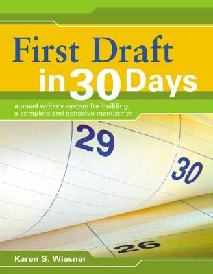 First Draft in 30 Days Cover