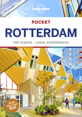 Lonely Planet Pocket Rotterdam 1 (Travel Guide) Cover Image