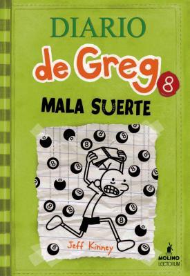 Diario de Greg 8: Mala Suerte Cover Image