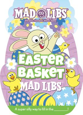Easter Basket Mad Libs Cover Image