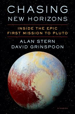 Cover for Chasing New Horizons