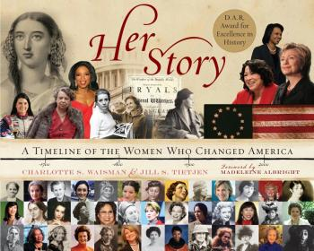Her Story: A Timeline of the Women Who Changed America Cover Image