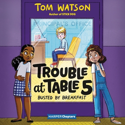 Trouble at Table 5: Busted by Breakfast Cover Image