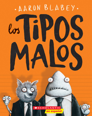 Los Los tipos malos (Bad Guys) Cover Image