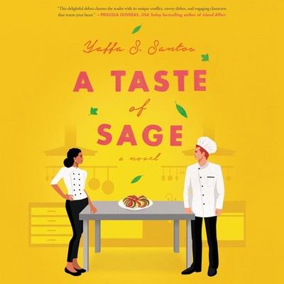A Taste of Sage Lib/E Cover Image