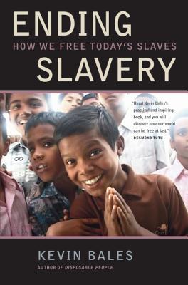 Cover for Ending Slavery