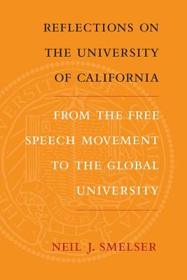 Cover for Reflections on the University of California