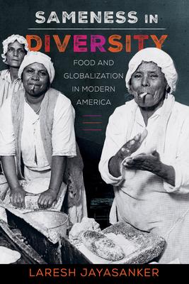 Cover for Sameness in Diversity