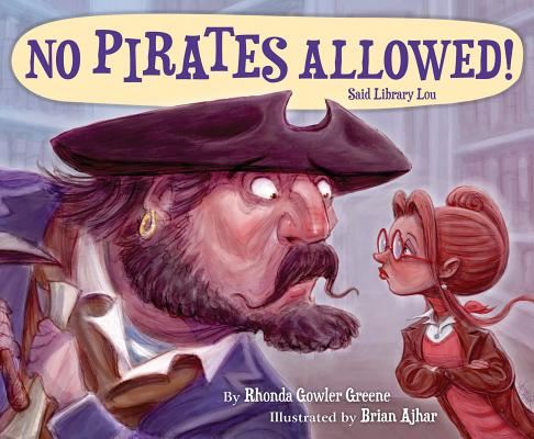 No Pirates Allowed Said Library Lou Cover