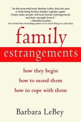 Family Estrangements Cover