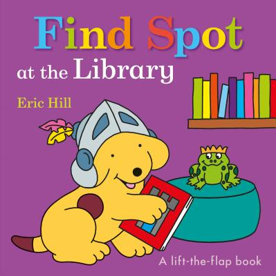 Find Spot at the Library Cover Image