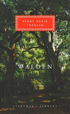 Walden (Everyman's Library Classics Series) Cover Image