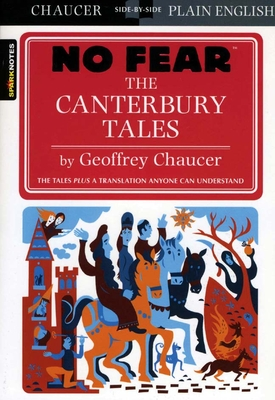 Cover for The Canterbury Tales (No Fear), 1