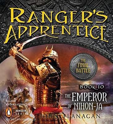 Ranger's Apprentice, Book 10: The Emperor of Nihon-Ja Cover Image