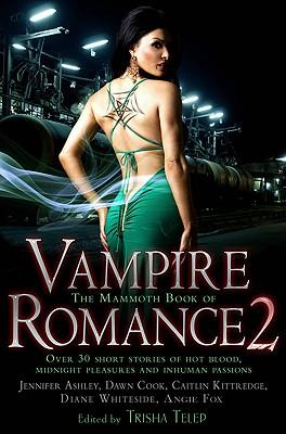 The Mammoth Book of Vampire Romance 2 Cover
