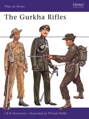 The Gurkha Rifles Cover