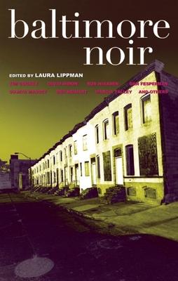 Baltimore Noir Cover