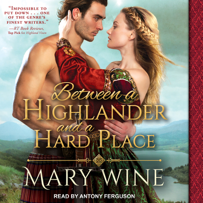 Between a Highlander and a Hard Place (Highland Weddings #5) Cover Image