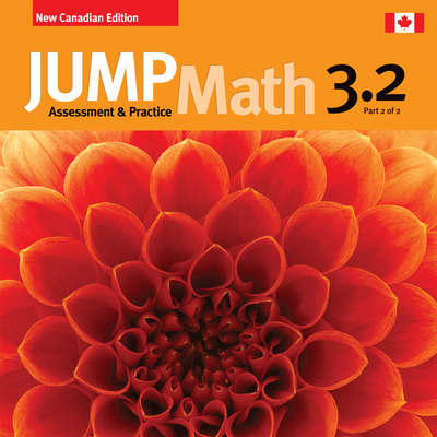 Jump Math AP Book 3.2: New Canadian Edition Cover Image