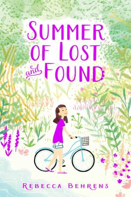 Summer of Lost and Found cover