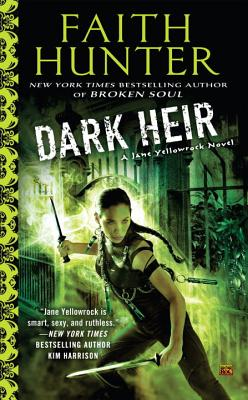 Dark Heir (Jane Yellowrock #9) Cover Image