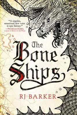 The Bone Ships (The Tide Child Trilogy #1) Cover Image