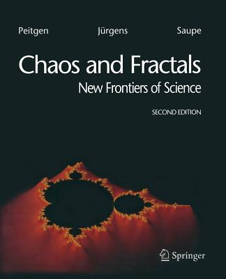 Chaos and Fractals: New Frontiers of Science Cover Image