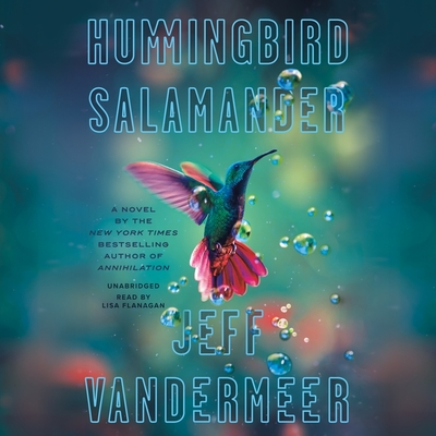 Hummingbird Salamander Lib/E Cover Image