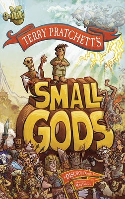 Small Gods: A Discworld Graphic Novel Cover Image
