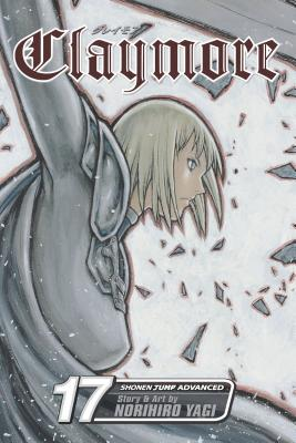 Claymore, Volume 17 Cover