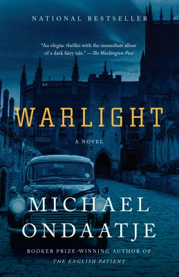 WARLIGHT, by Michael Ondaatje