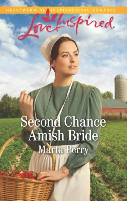Second Chance Amish Bride Cover
