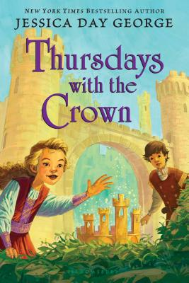 Thursdays with the Crown (Tuesdays at the Castle #3) Cover Image