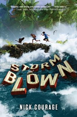Storm Blown Cover Image
