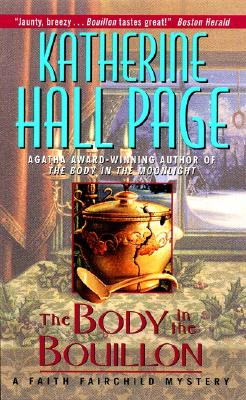 The Body in the Bouillon Cover