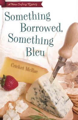 Something Borrowed, Something Bleu Cover