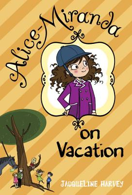 Alice-Miranda on Vacation Cover Image