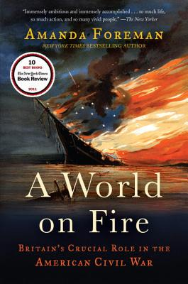 A World on Fire: Britain's Crucial Role in the American Civil War Cover Image
