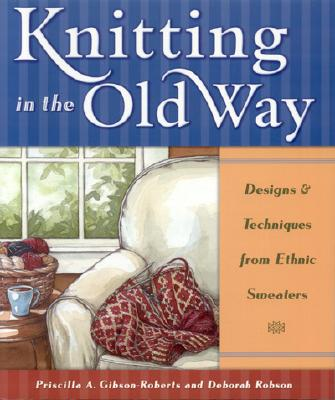 Cover for Knitting in the Old Way