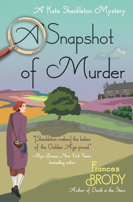 A Snapshot of Murder: A Kate Shackleton Mystery Cover Image